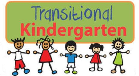 Transitional Kindergarten Logo